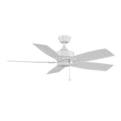 52 Cancun 5-Blade Ceiling Fan