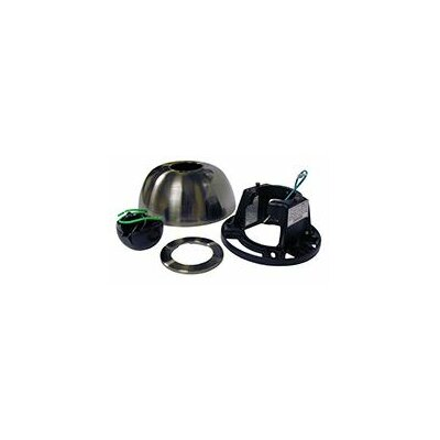 Accessor Sloped Ceiling Kit Finish: Oil-Rubbed Bronze