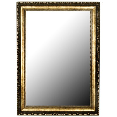 "Tibetan Wall Mirror Size: 46.25""H x 36.25""W x 2""D 680603"