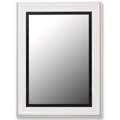 """Hitchcock Butterfield Company Executive Grande Leather Liner Mirror - Size: 57"""" H x 45"""" W"""