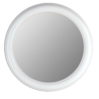 Buy low price hitchcock butterfield company round mirror for White round wall mirror