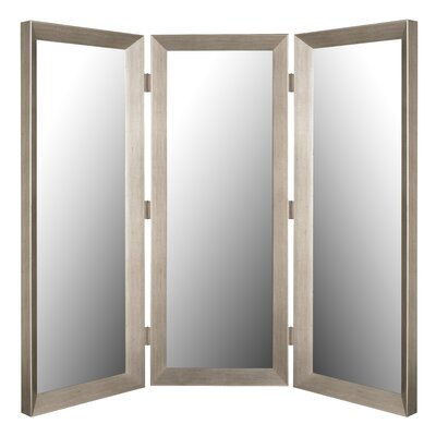 Low Price Hitchcock Butterfield Company Room Divider Mirror in Baroni Silver - Buy Low Price Hitchcock Butterfield Company Room Divider Mirror In
