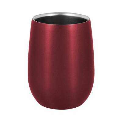 Pylant 10 Oz. Stemless Color: Scarlet