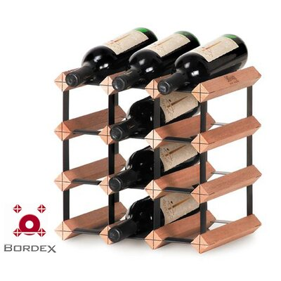 Bordex 12-Bottle Wine Rack