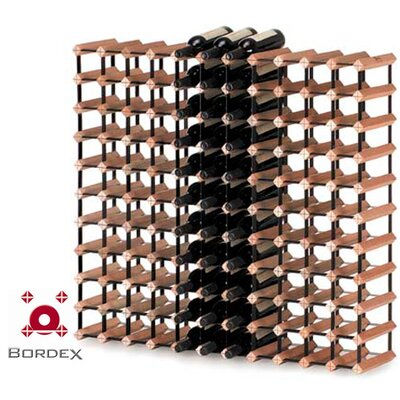 No credit financing Bordex 120-Bottle Wine Rack...