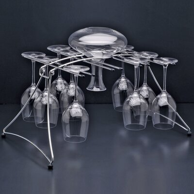 Fusion Tabletop Wine Glass Rack