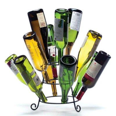 Porcupine 19 Bottle Tabletop Wine Rack