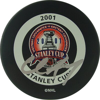 Steiner Sports Chris Drury 2001 Stanley Cup Signed Puck at Sears.com