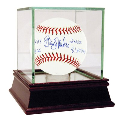 MLB Graig Nettles Autographed Baseball with