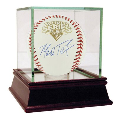 Mark Teixeira 2009 WS Baseball