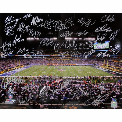 Steiner Sports New York Giants Team Signed 2011 Champions 16x20 Photograph at Sears.com