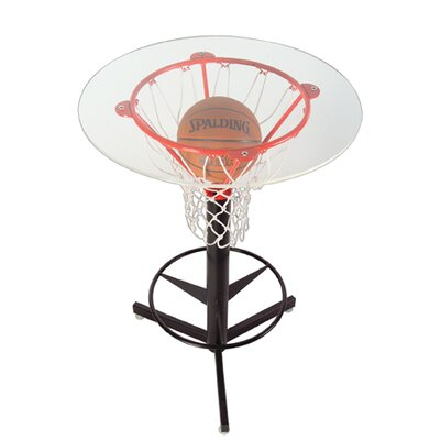 Basketball Rim Pub Table