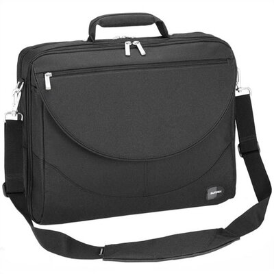 Sumdex Laptop  on Sumdex Black Large Expandable Laptop Briefcase   Pon 303bk
