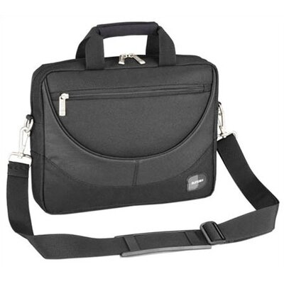 Sumdex Laptop  on Sumdex Passage Series Black Compact Laptop Briefcase   Pon 306bk
