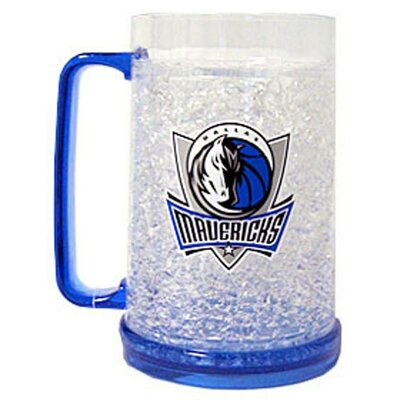 NBA Beer Glass 16 oz. Crystal CMBKTDAL