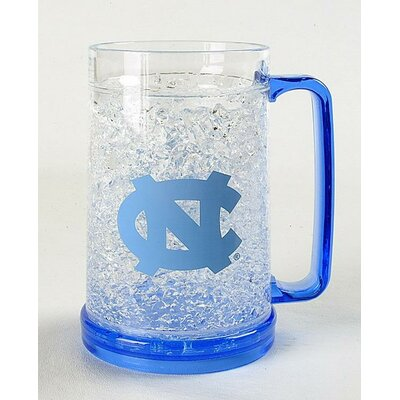 NCAA Beer Glass 16 oz. Crystal CMCNC