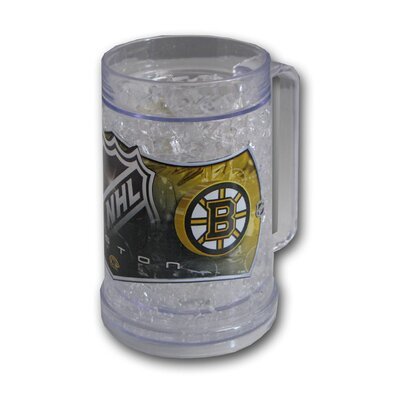 NHL 16 Oz. Beer Glass NHL Team: Boston Bruins CMHKYBOS