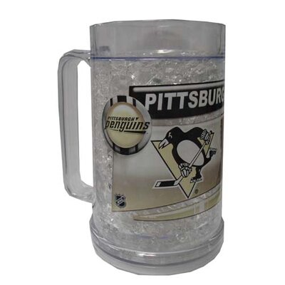 NHL 16 Oz. Beer Glass NHL Team: Pittsburgh Penguins CMHKYPIT