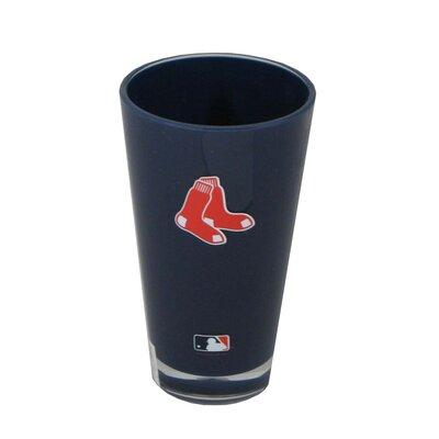 MLB Single Martini Glass 20 oz. Plastic DHBBBOST