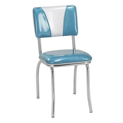 Side Chair Upholstery: Cascade