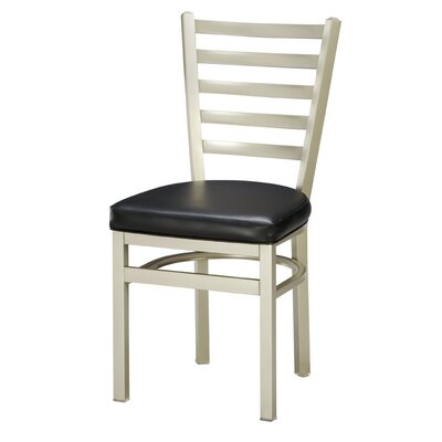 Easy financing Steel Ladderback Side Chair...