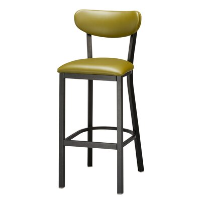 Audel 30 Bar Stool Upholstery: Fern