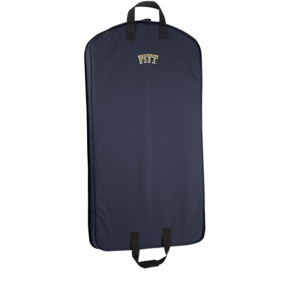 "Wally Bags NCAA 40"" Suit Length Garment Bag with Handles - NCAA Team: Pittsburgh at Sears.com"