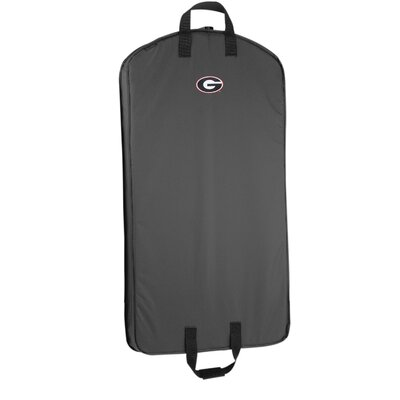 "Wally Bags NCAA 40"" Suit Length Garment Bag with Handles - NCAA Team: Georgia at Sears.com"