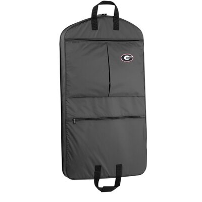 "Wally Bags NCAA 40"" Suit Length Garment Bag with Two Pockets - NCAA Team: Georgia at Sears.com"