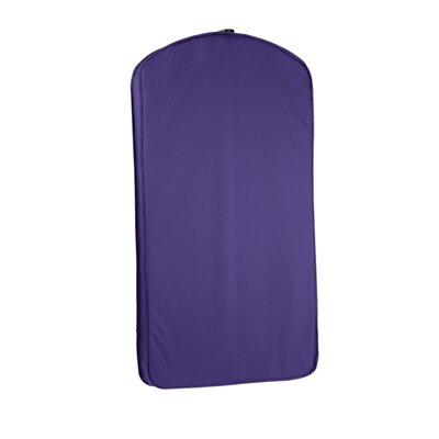 "Wally Bags 42"" Suit Length Garment Cover - Color: Purple at Sears.com"
