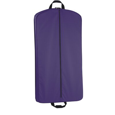 "Wally Bags 40"" Suit Length Garment Bag - Color: Purple at Sears.com"