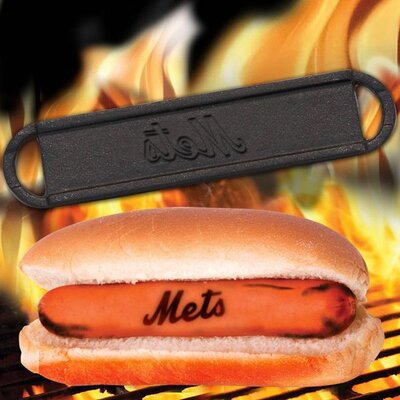MLB Hot Dog BBQ Branders MLB Team: New York Mets
