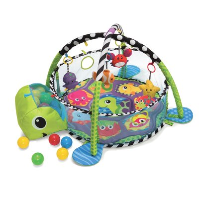 Grow-with-Me Activity Gym and Ball Pit 206-747