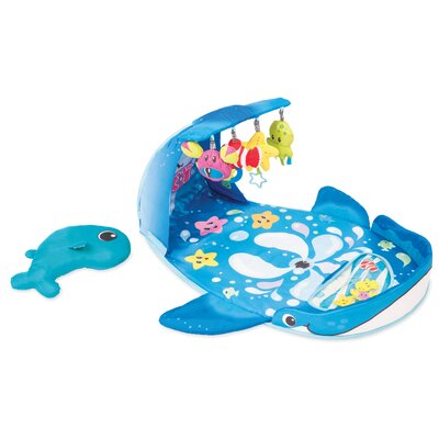 Whale Kicks and Giggles Activity Gym 206-746