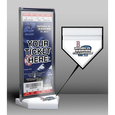 World Series Champions Ticket Display Stand bbosst07ws
