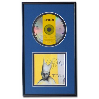 CD Picture Frame Color: Navy Blue cd-frame-nb