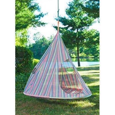 TearDrop Tree Hammock Color: Stripe