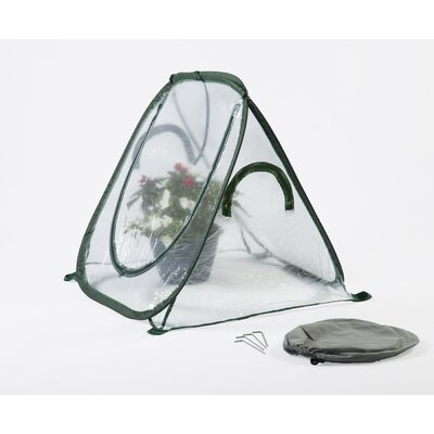 FlowerHouse SeedHouse Jr Clear PVC Mini Greenhouse at Sears.com