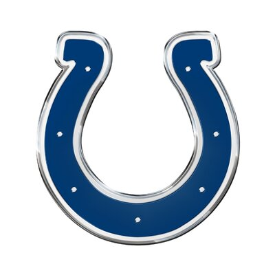 NFL Wall Decal NFL Team: Indianapolis Colts 72424