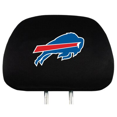 NFL Headrest Cover NFL Team: Buffalo Bills