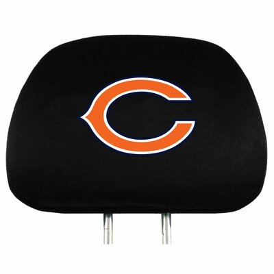 NFL Headrest Cover NFL Team: Chicago Bears
