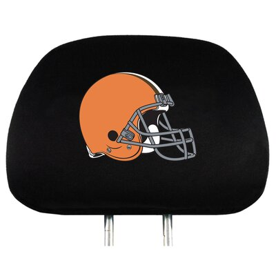NFL Headrest Cover NFL Team: Cleveland Browns