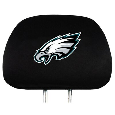 NFL Headrest Cover NFL Team: Philadelphia Eagles