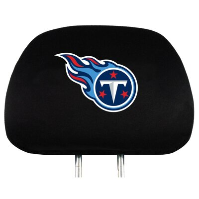 NFL Headrest Cover NFL Team: Tennessee Titans