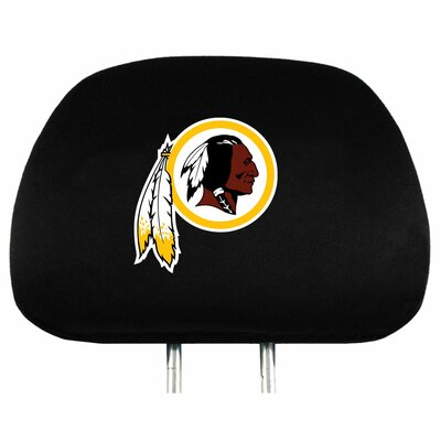 NFL Headrest Cover NFL Team: Washington Redskins
