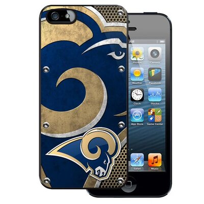 Team Pro-Mark NFL iPhone 5 Hard Cover Case - NFL Team: St. Louis Rams at Sears.com