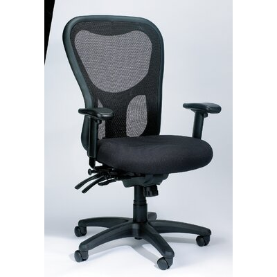 High-Back Mesh Chair with Seat Slider Product Photo 512