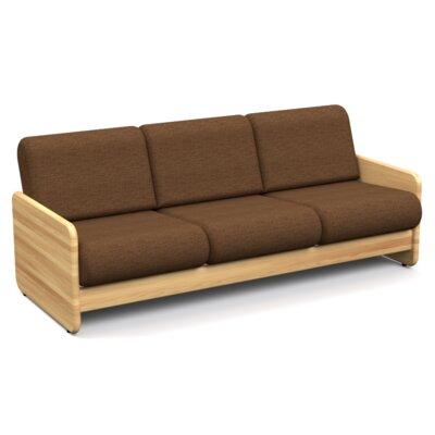 Sofa Upholstery Color: Shire Espresso HRH1490 30199978