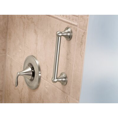 Home Care Grab Bar Finish: Brushed Nickel