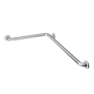 L Shaped Grab Bar